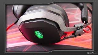 Cooler Master Masterpulse MH-750 - Słuchawki na USB z dźwiękiem 7.1