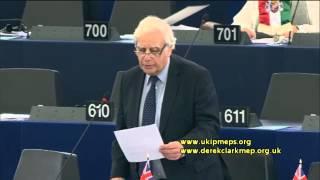 Under the Rule of the Unelected Troika - @DerekClarkMEP @UKIP