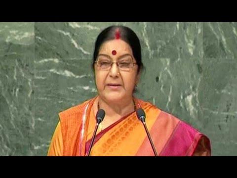 We Wished Nawaz Sharif, Got Uri In Return: Sushma Swaraj