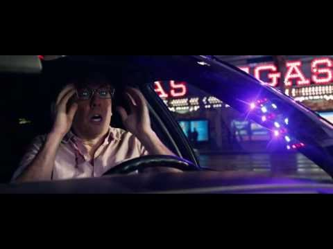 The Hangover Part III 2013 1080p Chow with Parachute onto the Limo