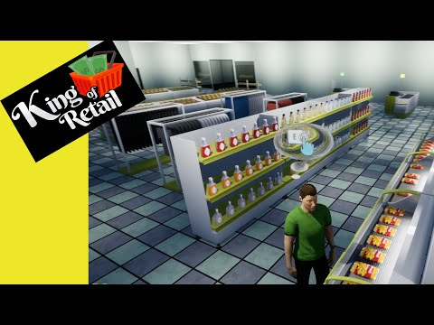 King of Retail - Supermarket - Complete store |