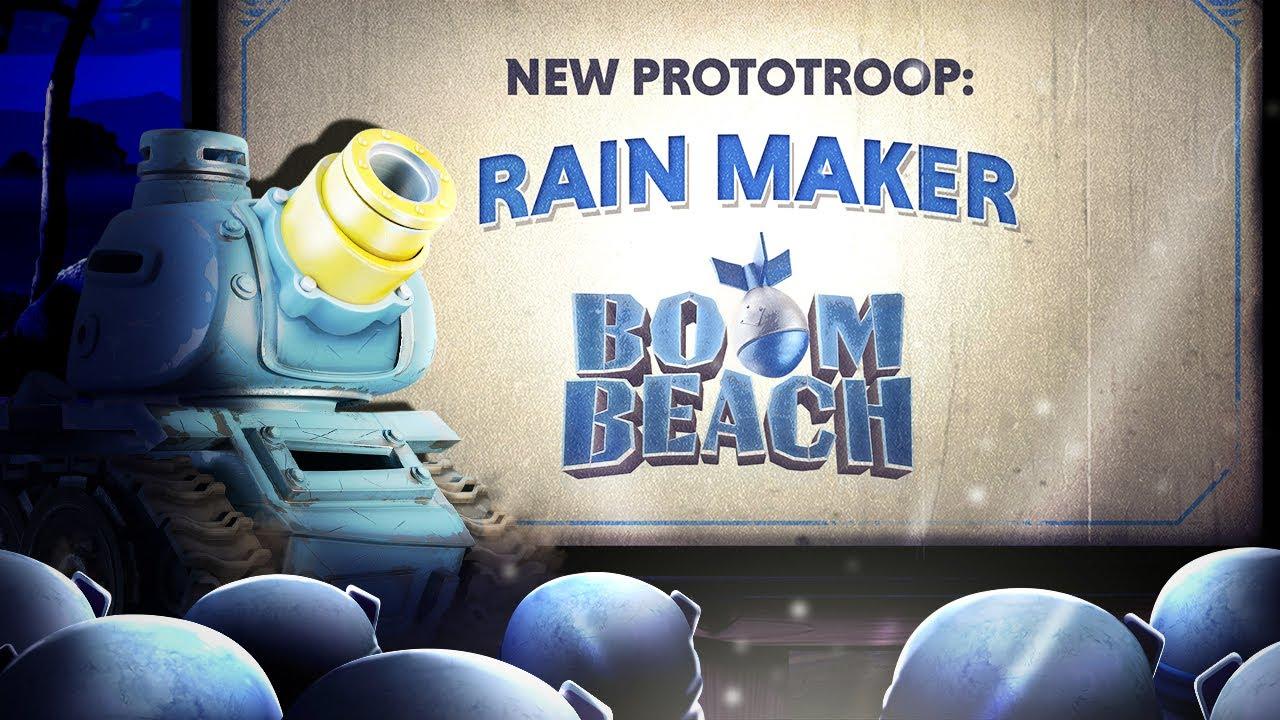 Prototroop: Rain Maker