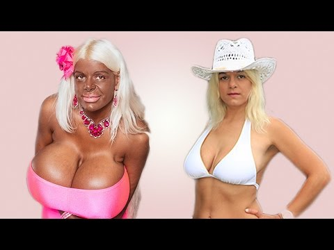 Tanning Addict Barbie Wants To Be Crispy Brown: HOOKED ON THE LOOK