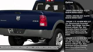 2014 RAM 1500 Jackson, MS ES366458