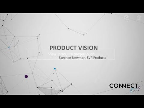 Product Vision - Stephen Newman, VP Products  – SecureAuth + Core Security