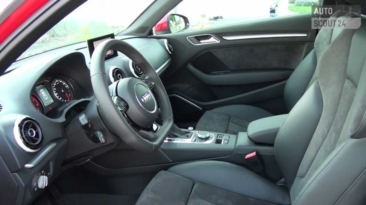 audi a3 2012 testbericht autoscout24 youtube. Black Bedroom Furniture Sets. Home Design Ideas