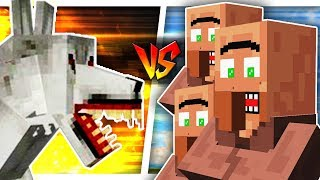 Truy Tìm MA SÓI Đêm HALLOWEEN | Minecraft Oopsclub Hài Hước!!