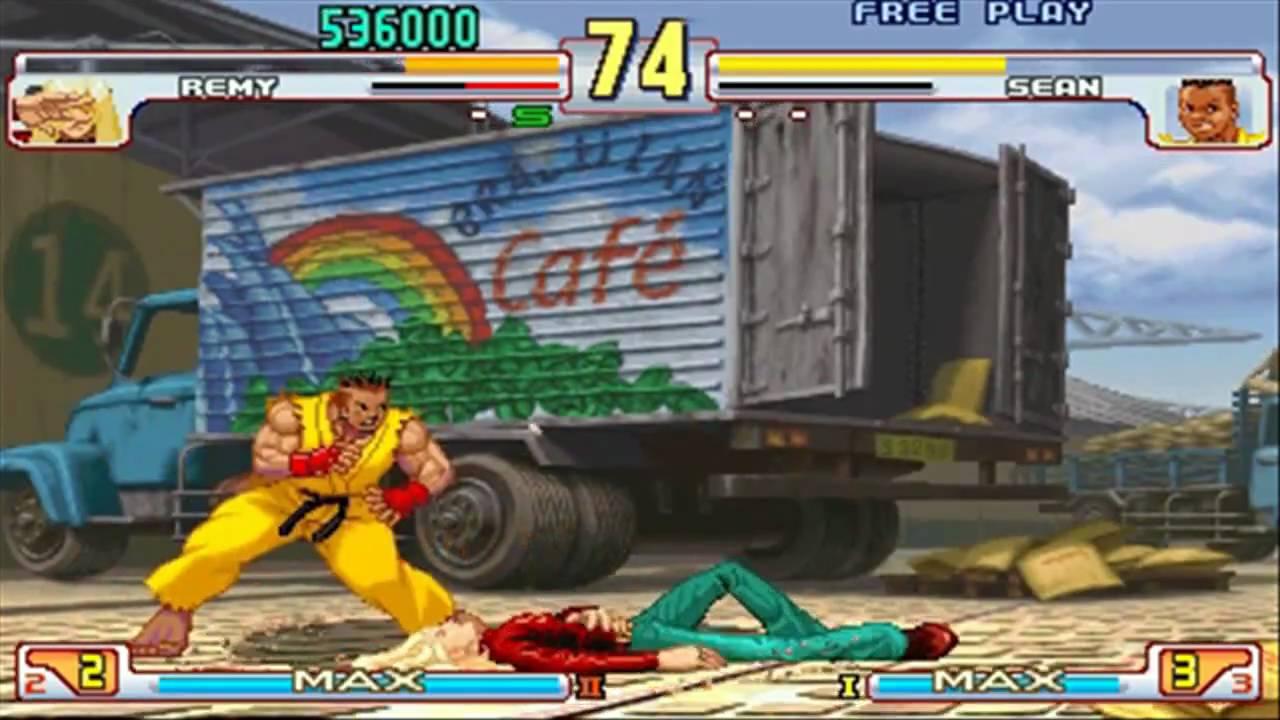 Remy Street Fighter