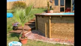 How to install a Wooden Pool Part 1/13 Introduction- DIY