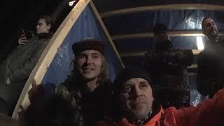 #Bulli_camp_meet день 1 часть 4  песни цоя  #vanlife #путешествия #луга