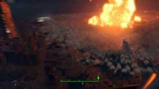 Fallout 4 концовка институт уничтожен, минитмены победили Fallout 4 the end