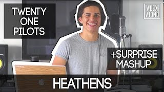 Heathens by Twenty One Pilots WITH SURPRISE MASHUP | Alex Aiono Cover