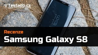 Recenze a test Samsung Galaxy S8   Testado.cz