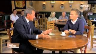 Le Café Politique n°1 – Michel Laugier, Maire (DVD) de Montigny-le-Bretonneux, Président de Saint-Quentin-en-Yvelines