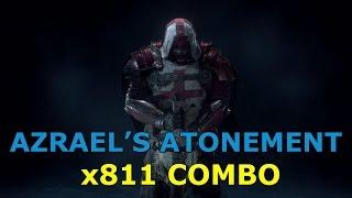 Batman: Arkham Knight x811 Combo Azrael