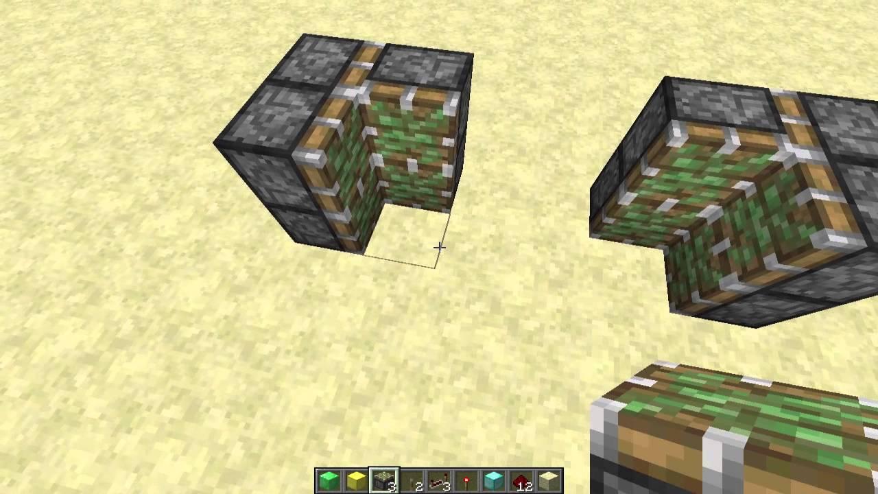 Minecraft Tutorial: Most Compact 2x2 Flush Piston Door Ever Created! & Minecraft Tutorial: Most Compact 2x2 Flush Piston Door Ever ... Pezcame.Com