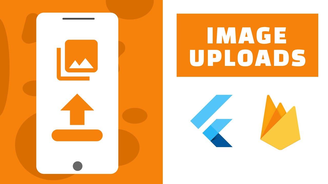 Flutter Image Uploads | Cropping, Compressing and Uploading Images | Flutter Firebase Course