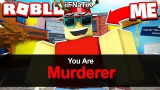 I BECAME THE OWNER OF MM2! *INSTANT MURDERER* (Roblox)