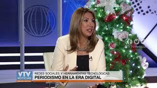 Entrevista: El periodismo en la era digital
