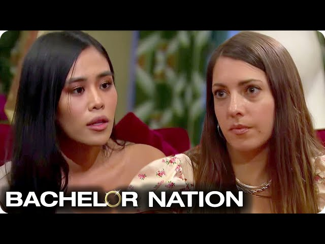Victoria Clashes With Marylynn | The Bachelor