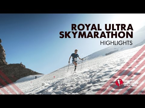 Watch: Royal Ultra SkyMarathon 2019 Highlights