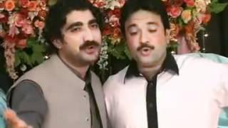 Raees Bacha   Mazhar Ali New Pashto Song 2013 Za Munga Malangi Da Aw Da Khukhlo Bachai Da