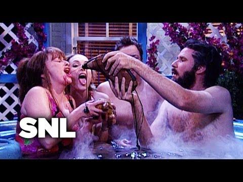 Will ferrell lovers hot tub drew barrymore