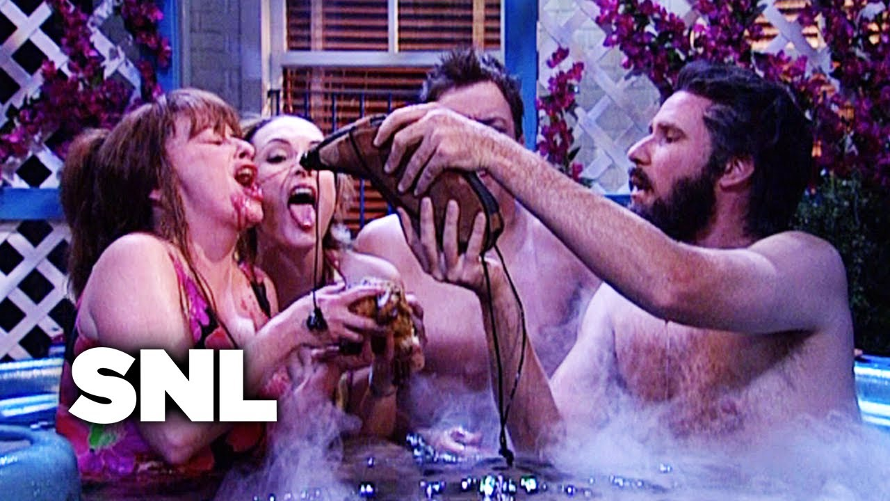 The Love Ahs With Clarissa And Dave Snl