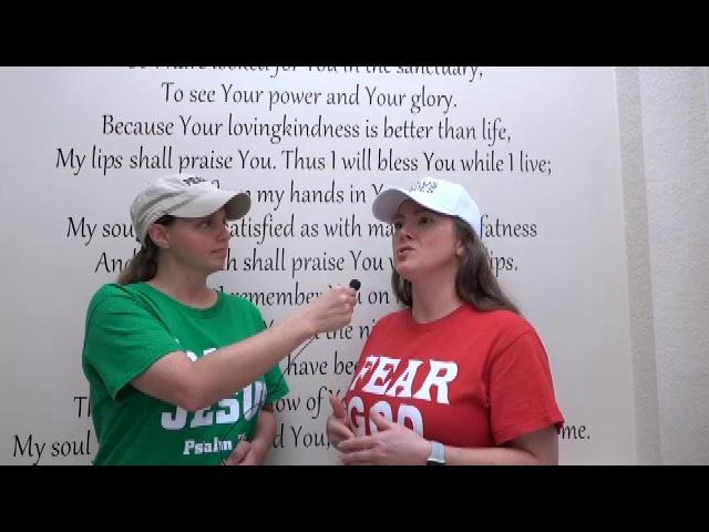 Sister Christi's Street Preaching Testimony