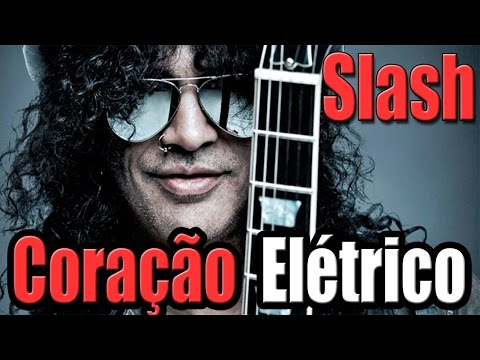 Slash do Guns And Roses foi ELETROCUTADO!