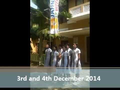 Jaffna IT Week - Future Careers Program at Vembadi Girls' High School