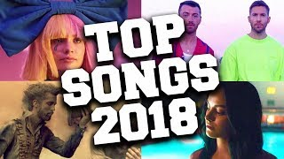 Best Music Hits of 2018