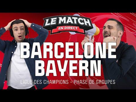 🔴 Barcelone - Bayern Munich / Ligue des champions - Le Match en direct (Football)