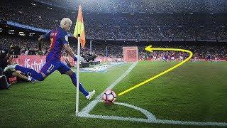 Top 10 Smart Corner Kick Goals