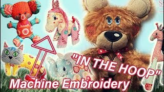 See what stuffed toys you can make