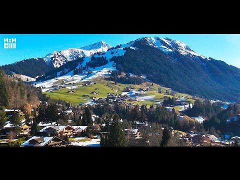 Madrileños por el mundo: Alpes suizos