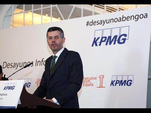 Santiago Seage, de Abengoa en Executive Forum (Intervención completa)