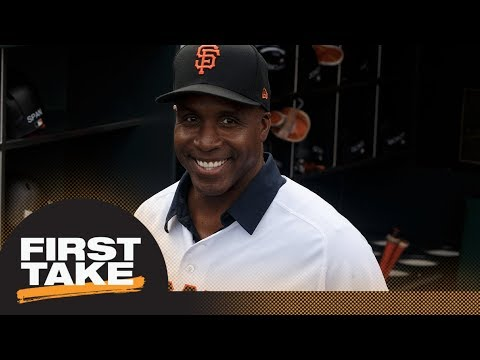Stephen A. Smith: Should be Barry Bonds, not Roger Clemens in the Hall of Fame   First Take   ESPN
