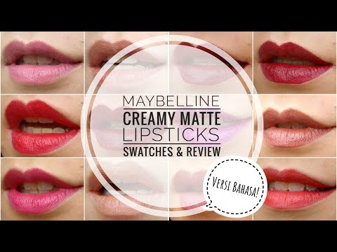 maybelline-color-sensational-creamy-matte-lipstick-bagus-gak??-|-swatches-&-review
