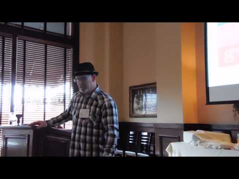 Barry Feldman presents Social Media March 25, 2015 Maggianos San Jose