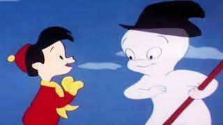 Casper Classics | Ice Scream | Casper the Ghost Full Episode | Kids Cartoon | Videos For Kids