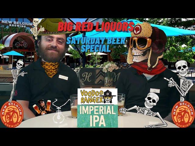 New Belgium - Voodoo Ranger Imperial Review