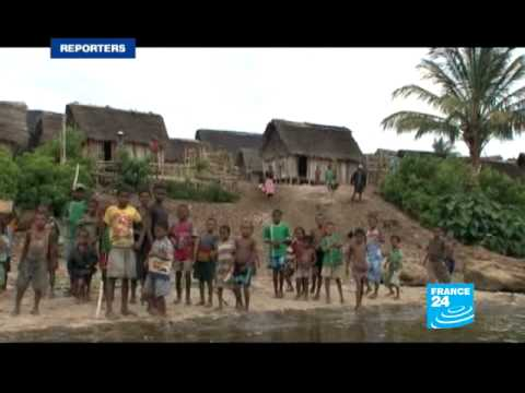 Madagascar: the curse of twins