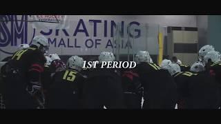 Mongolia vs. Kuwait - 2018 IIHF Ice Hockey Challenge Cup of Asia
