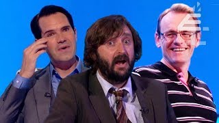 Sean Lock & Jimmy Carr LOVE Joe Wilkinson's BIZARRE Lunch | 8 Out of 10 Cats | Best of Joe Pt. 2