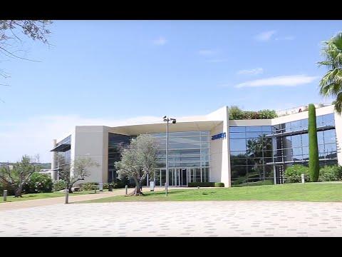 Le centre de R&D d'Amadeus à Sophia Antipolis
