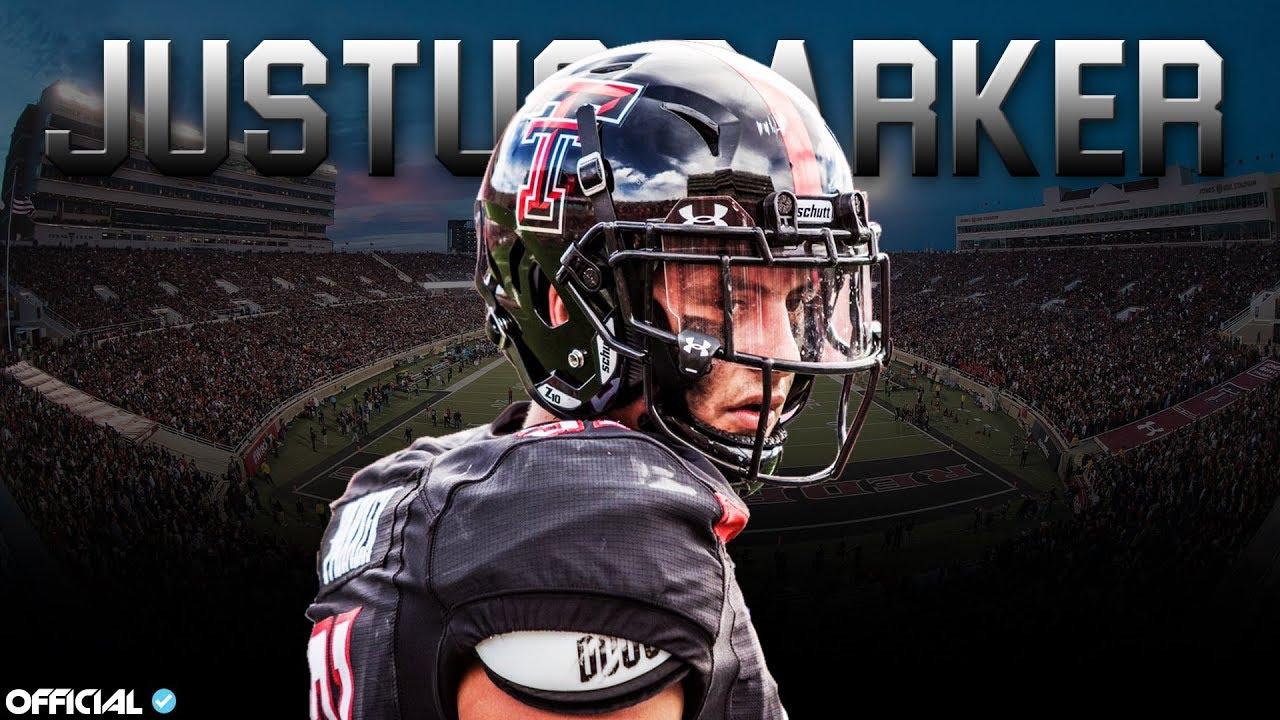 "Justus Parker Official Texas Tech Highlights - ""God's Plan"" ᴴᴰ"