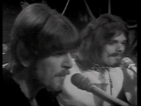 """The Move - Fire Brigade - """"Top Of The Pops"""" Show (1968)"""
