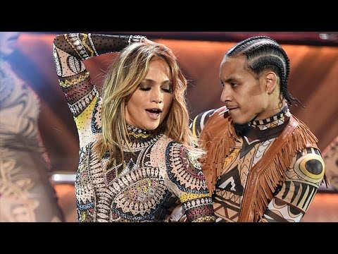 Jennifer Lopez 2015 American Music Awards Opening Performance - Response