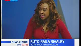 Could the feud between Dp Ruto and Raila Odinga be about President Kenyatta's 2022 succession